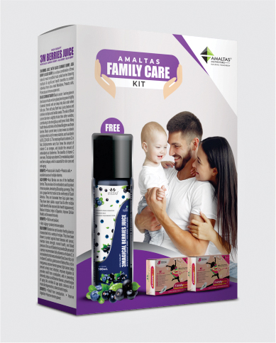 FAMILY CARE KIT (3M BERRY JUICE)