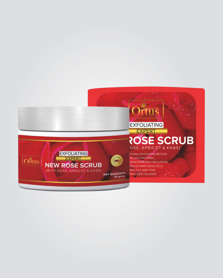 NEW ROSE SCRUB
