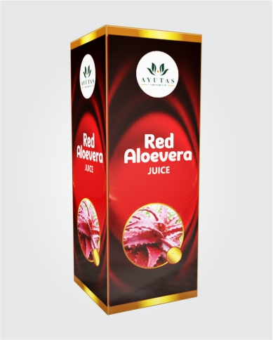 RED ALOEVERA (1 LTR)