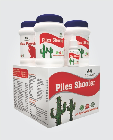 PILES SHOOTER KIT