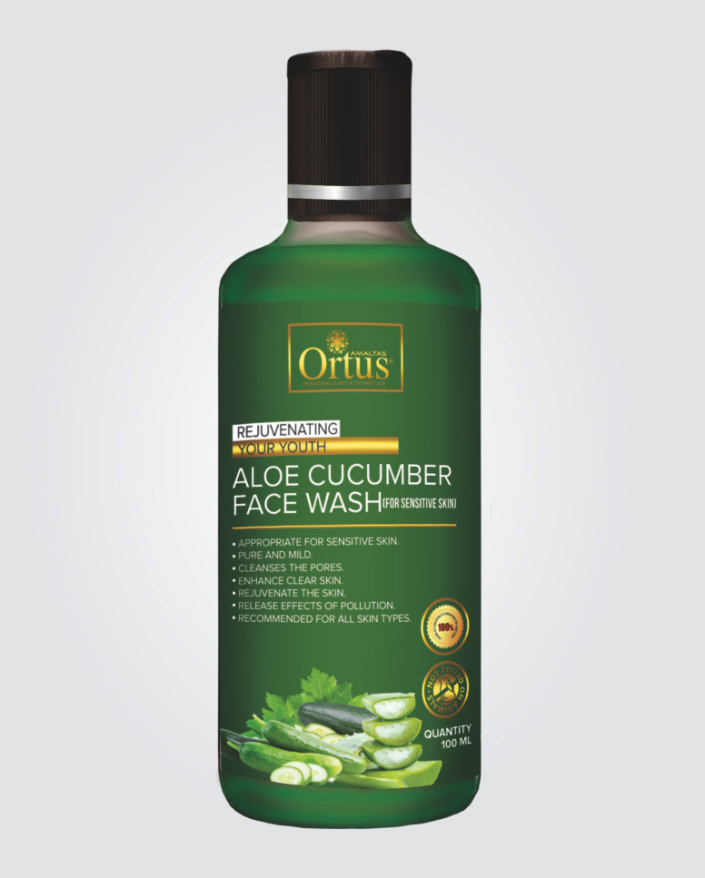 ALOE CUCUMBER FACE WASH