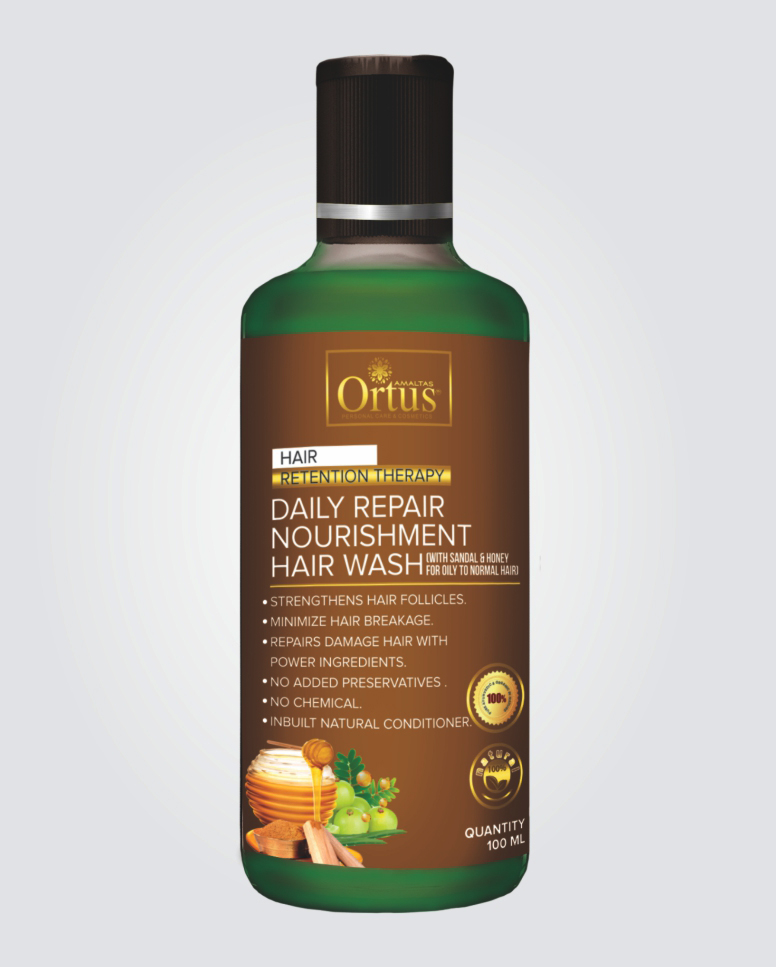 DAILY REPAIR NOURISHMENT HAIR WASH