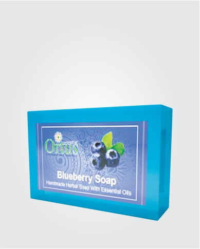 BLUE BERRY SOAP (PREMIUM)