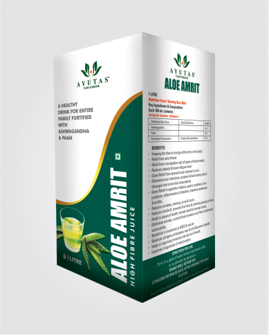 ALOE AMRIT PAN FLAVOUR JUICE 1000 ML